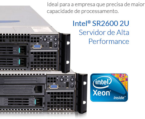 Intel SR2600 2U